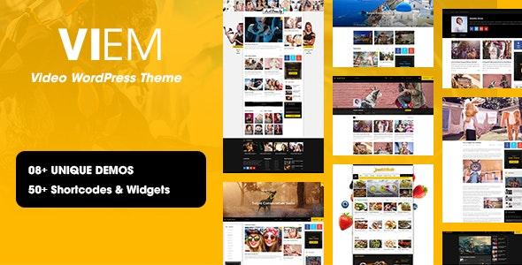 Elite Video Player - WordPress plugin - 10