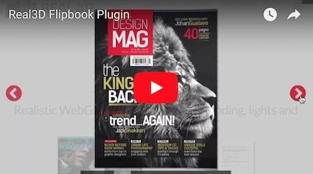 Complemento Bookshelf para Real3D Flipbook - 2