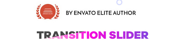 Transition Slider Elementor Addon - 1