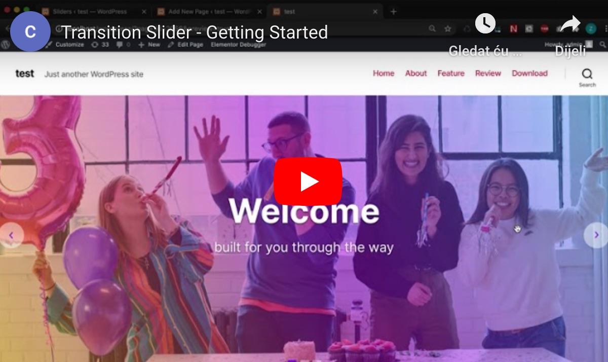 Transition Slider - Responsive WordPress Slider Plugin - 12