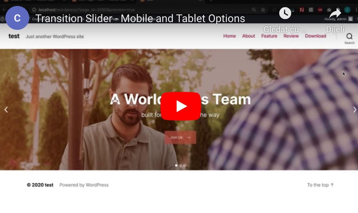 Transition Slider - Responsive WordPress Slider Plugin - 16